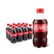 Coca Cola 可口可乐 汽水 300ml*12瓶 15.8元15.8元