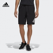 adidas 男运动短裤 新品上市