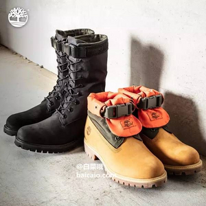 Timberland 添柏岚 Premium Gaiter 男士6英寸靴 Prime会员免费直邮含税