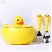face 儿童注水保温碗勺餐具套装 49元包邮(需用券)