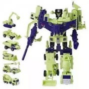 Hasbro 孩之宝 变形金刚 E2053 G1大力神收藏套装