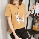 19ins潮新款百搭夏装半袖t恤 券后¥14.9¥15