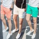男士时尚搭配:男士短裤穿搭技巧_男士短裤怎么搭配鞋子