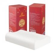 PARATEX 泰国原装进口经典波浪枕 红色礼盒装
