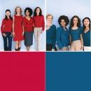根据肤色选择最佳的服装颜色