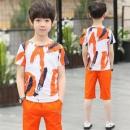 男童夏装短袖两件套90-150¥39