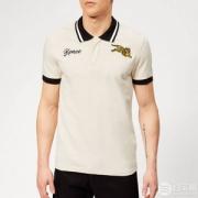 KENZO 高田贤三 男款老虎标短袖POLO衫 £75.9(需凑单)凑单免费直邮到手662元