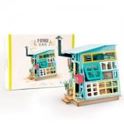Robotime 若态 DIY小房子模型 DGM03 浮日隐记
