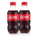 Coca Cola 可口可乐 汽水 300ml 24瓶 塑料瓶装 *4件25.4元(下单立减)