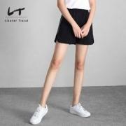 LT休闲夏季运动短裤女阔腿