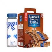 麦斯威尔特浓速溶咖啡100条盒装 (1.3KG/盒)(新老包装交替发货) *2件 156.64元(合78.32元/件)156.64元(合78.32元/件)
