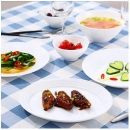 Luminarc 乐美雅 华瑞纳系列 钢化玻璃餐具 10件套+鱼盘 49.9元包邮(需用券)49.9元包邮(需用券)