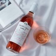 Jacob's Creek 杰卡斯 J小调系列 清妍桃红葡萄酒 750ml*4瓶 送鸡尾酒250*6瓶 151元包邮