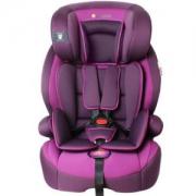 ZazaBaby儿童汽车安全座椅9月-12岁isofix、latch双接口 2180Pro紫色