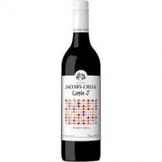 Jacob's Creek 杰卡斯 J小调系列 轻盈红葡萄酒 750ml *4件 127元包邮(双重优惠,合31.75元/件)