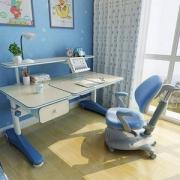 Sihoo 西昊 KD17+K16 儿童学习桌椅套装 送护眼灯+椅套+包安装