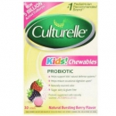 Culturelle Kids 儿童益生菌咀嚼片 浆果味30片 Prime会员凑单免费直邮含税到手111元