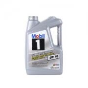 Mobil 美孚 1号 全合成机油 0W-40 SN级 4.73L *2件