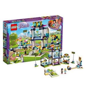 LEGO 乐高 Friends 好朋友系列 41338 斯蒂芬妮的体育场