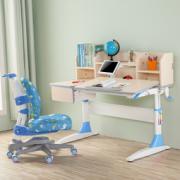 心家宜 M104 M201 儿童学习桌椅套装  1369元包邮