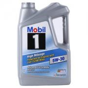 Mobil 美孚 1号 全合成机油 5W-30 高里程 SN级 4.73L *2件