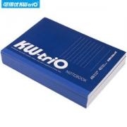 kw-trio 可得优 胶装软抄记事本 A5 10本装 *4件