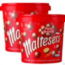 英国 Maltesers 麦提莎 麦丽素465g*2桶115元