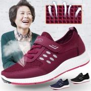苏大强美兰同款夏季男女运动鞋爸妈健步鞋