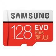 SAMSUNG 三星 EVO Plus 升级版+ MicroSD卡 128GB 112元包邮
