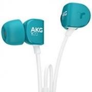 AKG 爱科技 Y20U 入耳式耳机 蓝色