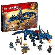 LEGO 乐高 Ninjago 幻影忍者系列 雷电暴风神龙 70652+凑单品267.6元(多重优惠)