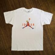 新款七龙珠AJ联名短袖T恤男 券后¥34¥34