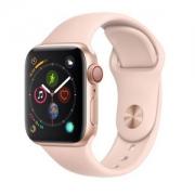 Apple 苹果 Apple Watch Series 4 智能手表 蜂窝数据版 40mm 砂粉色