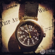 Timex 天美时 T49961 户外三针系列 男士腕表 Prime会员免费直邮含税