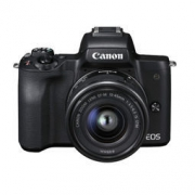 Canon 佳能 EOS M50 (15-45 55-200双镜头套机)黑色 5899元包邮