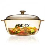 VISIONS 康宁 VS-4L-HD 晶彩透明汤锅 4L299元包邮