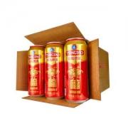 TSINGTAO 青岛啤酒 福如东海 10度 500ml*12罐