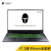 THUNDEROBOT 雷神 召唤师 911 Plus 17.3英寸游戏笔记本(九代i7 8G 256G SSD+1T) 8499元包邮8499元包邮
