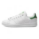 adidas  stan smith 三叶草系列史密斯绿尾M20324+亮白/亮白/骑士绿374元包邮(多重优惠)