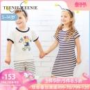 TeenieWeenieKids小熊春季新品时尚休闲童装连衣裙TKOM72551K 179元¥179