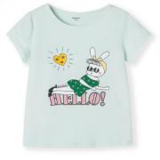 Balabala 巴拉巴拉 女童T恤