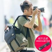吉尼佛61135单反相机包双肩包背包多功能摄影包户外佳能5d3尼康  券后516元