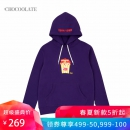 : CHOCOOLATE|TSUMTSUM联乘男女同款个性休闲连帽卫衣3030UBB 269元¥269