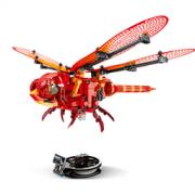 SEMBO BLOCK 森宝积木 昆虫系列 红蜻蜓  42元包邮42元包邮