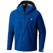 Mountain Hardwear Touren 男士防水透气连帽软壳 4折 $139.98