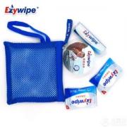 Ezywipe 植物纤维一次性压缩毛巾4件套