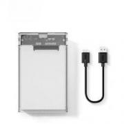 UNITEK 优越者 Y-3036 2.5寸移动硬盘盒 USB3.0 30cm可换线 18.9元包邮(需用券)