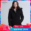 ANDREWMARCMNY系列 秋冬新款女士纯色羽绒服夹克 510 269元¥269