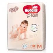 HUGGIES 好奇 铂金装 婴儿成长裤 M号 60片 *7件