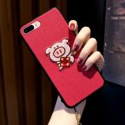 苹果 iPhone6-XS 刺绣手机壳¥8